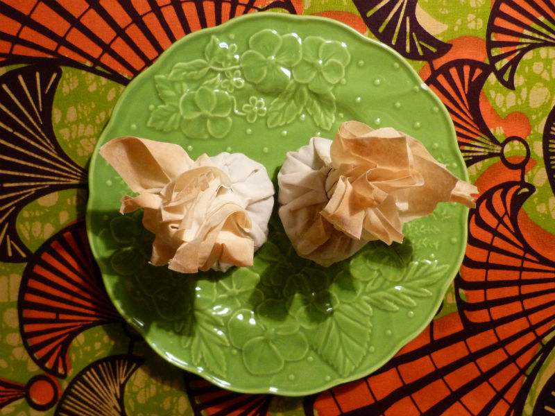 massa filo com tofu