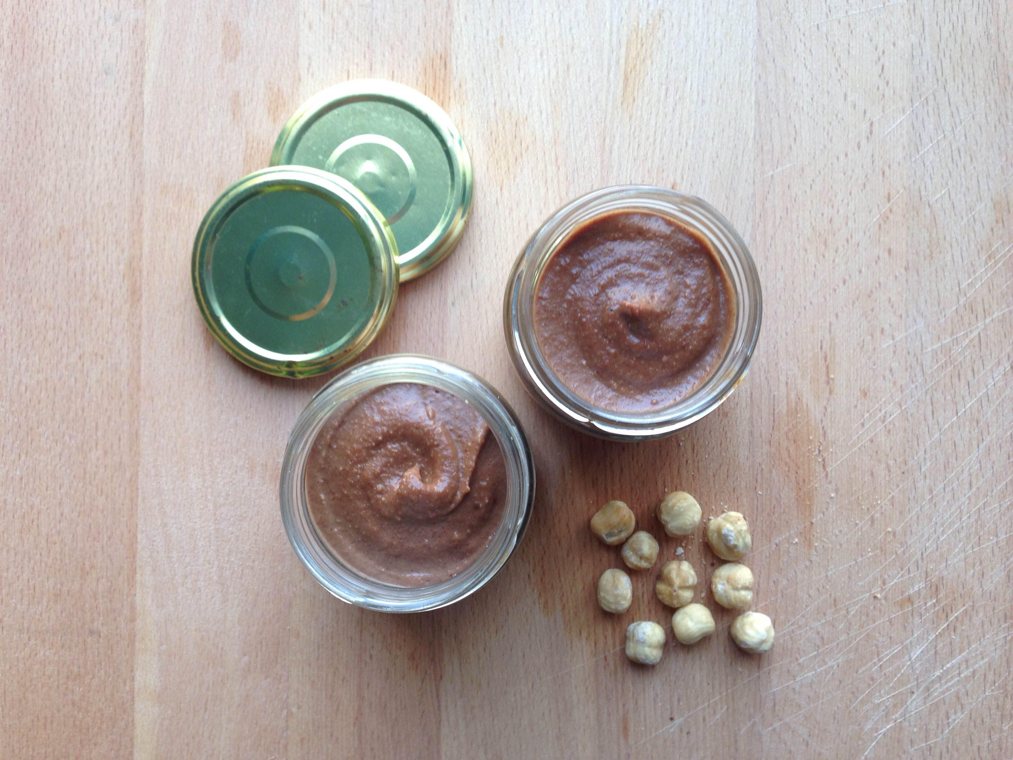 Nutella da Patrícia – Vegan, Sem açucar