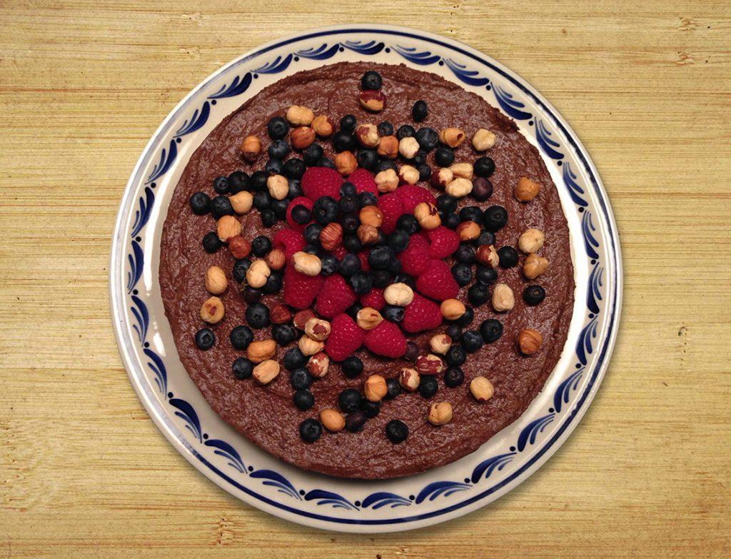 bolo aniversário chocolate
