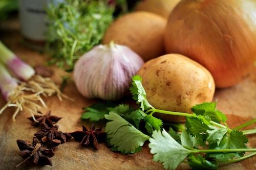 O que comem os vegetarianos?